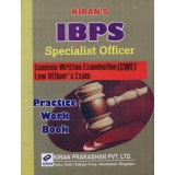 Kiran Prakashan IBPS Law Officer PWB (EM) @ 195